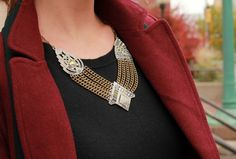 Bold Bordeaux| Penny Pincher Fashion
