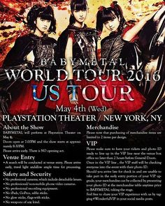 NY people I guess this means no SG flags? Hmmm... just take the stick out I guess. #babymetal