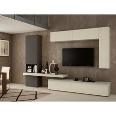 17 Outstanding Ideas For TV Shelves To Design More Attractive Living Room