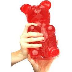 World's Largest Giant Gummy Bear... gnam!!
