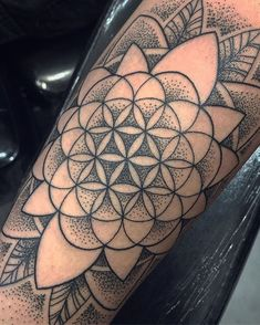 shoulder tattoo for women - # women # for # shoulder tattoo - flower tattoos - tattoo - (notitle) tribal tattoos - Dot Tattoos, Tribal Sleeve Tattoos, Life Tattoos, Thigh Tattoos, Dotwork Tattoo Mandala, Mandala Tattoo Design, Tattoo Designs, Zen Tattoo, Model Tattoo