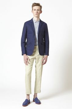 Carven Men's Spring/Summer 2013 Lookbook