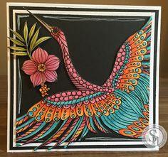 Crafty B: Colorista Blog Hop