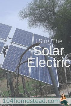 If you have even a single solar panel working on your homestead, you may be as…