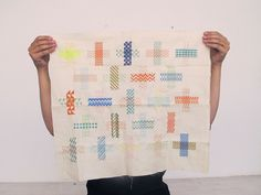 embroidery work nr° 2 | hermine