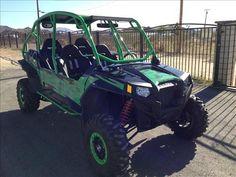 Used Polaris Recreational - ATVs - Quads with Razor 900 model