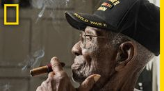 The Oldest Living Veteran at 109-Years Old Shares What He Knows About Living a Long Happy Life