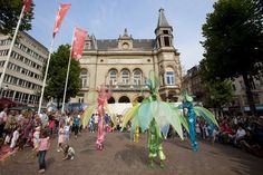 Summer in the city  Open air summer Festival in the city of Luxembourg with free concerts, street art, open air cinema, markets and feasts, exhibitions and folklore, sports events ...