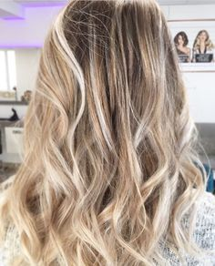 Ombre Blond, Balayage Blond, Ombre Hair, Great Hair, Haircolor, Stage, Long Hair Styles, Blond Brown Hair, Hairstyles