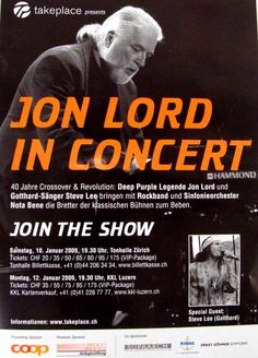 Jon Lord - Czech Republic 2009