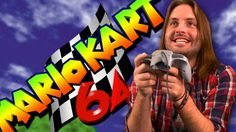 In a new comedy sketch by The Warp Zone (previously), the funny group of guys do a great job of demonstrating how playing Nintendo's series of Mario Kart racing video games can make people go absol...
