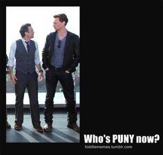 puny god....really??