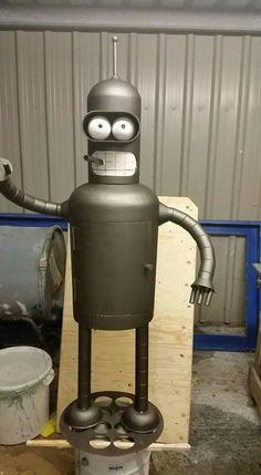 Bender wood burner