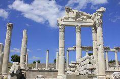 Starożytny Pergamon