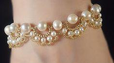 Se alguém ver uma dessa por favor manda pra mim! rsrs Muito linda.. mais pulseiras como essa e DIY só aqui na Madame! | DIY e Artesanato | Madame Inspiração | #SeJogaNaMadame