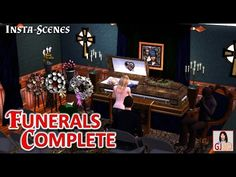 Funerals Complete Content Pack for iClone