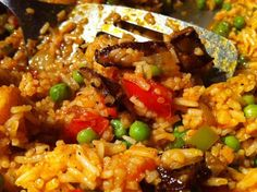 Try this dirty rice recipe for a little Creole-inspired flavor in your meal!