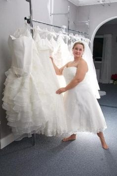 Plus Size Wedding Dress Boutique