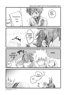 Basically canon.For @vaalor (2/5)Source: いちこ