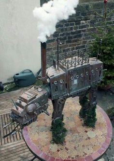 Star Wars steampunk