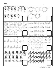Count the Objects to 20 | School stuff | Pinterest | Count and The ...