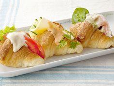 3種のリッチソースで楽しむクロワッサンサンド | S エスビー食品株式会社
