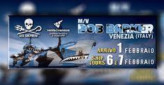 Per la prima volta nella storia di Sea Shepherd Global la nave M/V Bob Barker si fermerà in Italia, a Venezia, dal 1 al 7 febbraio 2016