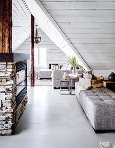 5 salons pour relaxer | Les idées de ma maison Outdoor Furniture, Outdoor Decor, Sun Lounger, Salons, Patio, Home Decor, Home, Chaise Longue, Lounges