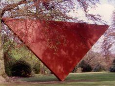 Bruxelles '96, Mauro Staccioli,  Parc régional Tournay-Solvay, Fondation Européenne pour la Sculpture, Boitsfort-Bruxelles, Belgio, 1996.