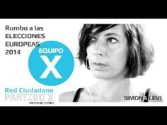 Simona Levi Candidata del Partido X, Partido del Futuro - Red Ciudadana ...