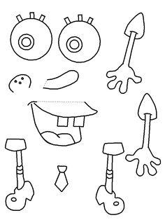 spongebob template 2