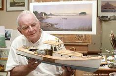 Building Scale Models For Study - Robert Dance
