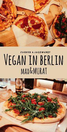 Vegan Pizza in Berlin at Max&Murat. Vegan Pizza in Berlin at Max&Murat. Pizza Berlin, Berlin Food, Berlin Berlin, Vegan Friendly Restaurants, Best Vegan Restaurants, Berlin Vegan, Berlin Travel, Germany Travel, Restaurant Berlin