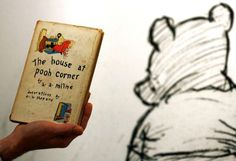 October 14, 1926 - Winnie the Pooh by A A Milne was first published by Methuen & Co of London.