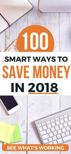 100 Insanely Smart Ways To Save Money In 2018 ideas to save money | money saving tips | ways to save money | saving money tips frugal living #savemoney #savingmoney #frugallving #frugal
