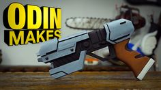 Odin Makes: Zero Suit Samus Gun