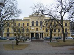 Vaasa City Hall.