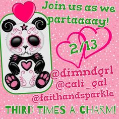Woot! Hosting my 3rd Posh Party! Third times a charm! Deets to come. Night! @mandapanda83 Bags
