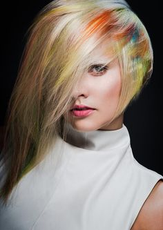 Goldwell Colorzoom 2016 New Talent Colorist Entry - Rebekar Thomas for Bach Hair