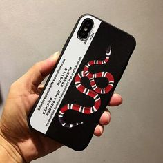 29691b6ae14a GucciGang style iPhone case. Kind of like the supreme MetroCard this is  very very similar