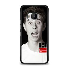 Nash Grier Magcon Boys HTC One M9 Case | yukitacase.com