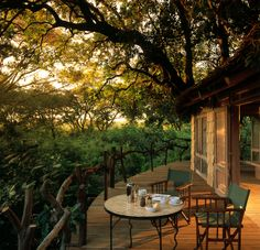 Lake Manyara Tree Lodge - Lake Manyara National Park, Tanzania