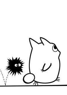 Totoro by ~Chahiza