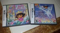Dora The Explorer Nintendo DS games