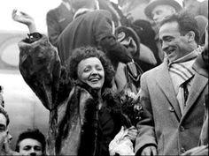 Edith Piaf et Marcel Cerdan