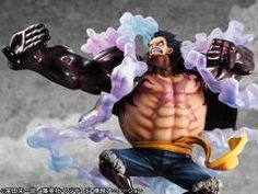 One Piece Portrait of Pirates Excellent Model Luffy (Gear 4) LE