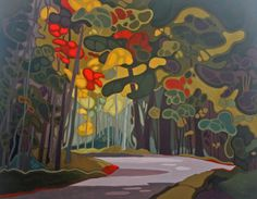 Leanne Baird - Forest Road