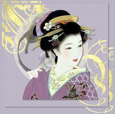 geisha illustrations - Bing Images