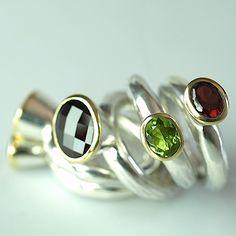 Rings by Samantha Salmons