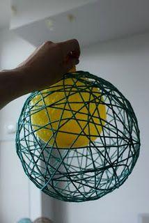 yarn ball how to